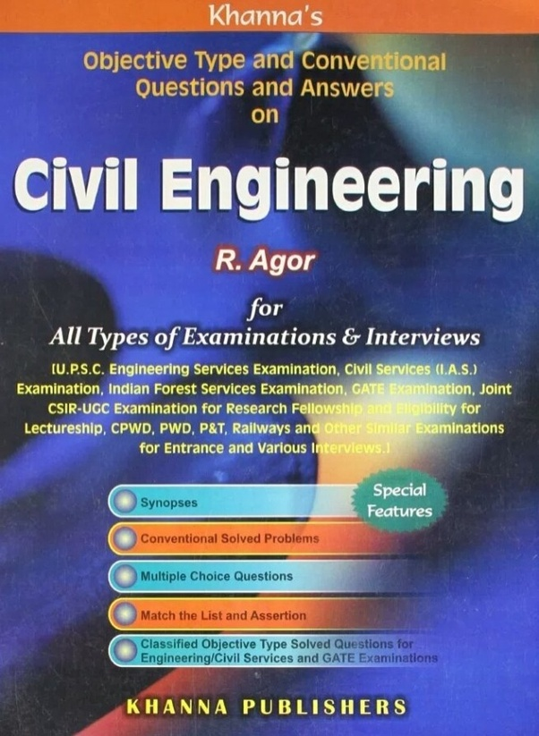 What is the link to download civil engineering objective