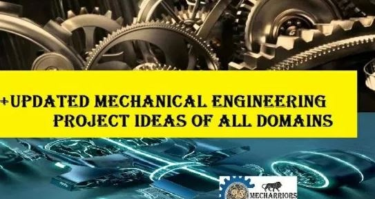 What are some projects a mechanical engineer can take up for hisher what are some projects a mechanical engineer can take up for hisher btech major project quora solutioingenieria Images