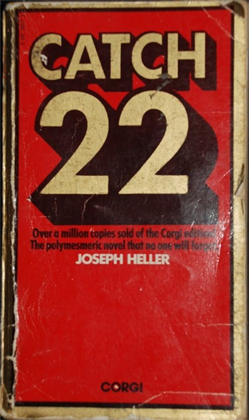 satire in joseph hellers catch 22 There was only one catch and that was catch-22 catch 22 is a satire our high school teachers assigned us joseph heller's catch-22 as required reading.
