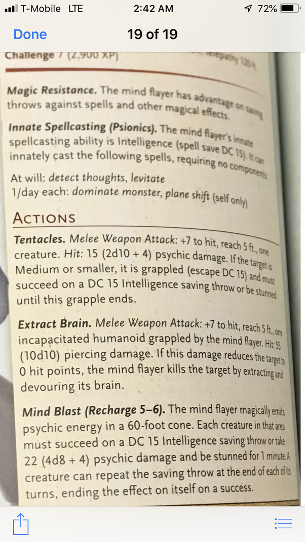 How to run a mind flayer encounter in D&D - Quora