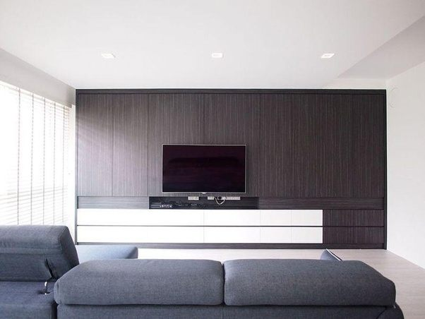 Just like the bedroom, the Living Room has undergone massive change over  the years. Once upon a time there were bookshelves, DVD players, Cable  boxes, ...