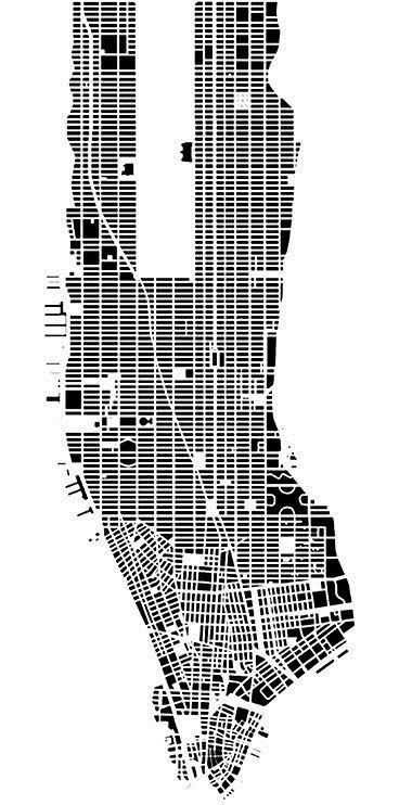Grid References blog - Concierge-Maps.com - New York City Maps  New York City Grid Map