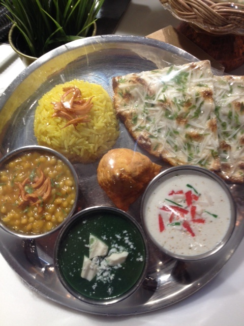What Will Be The Average Cost For Lunch And Dinner At Indian