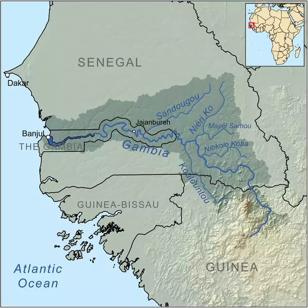 How Can The Importance Of The Major Rivers In Africa Be - Important rivers in africa