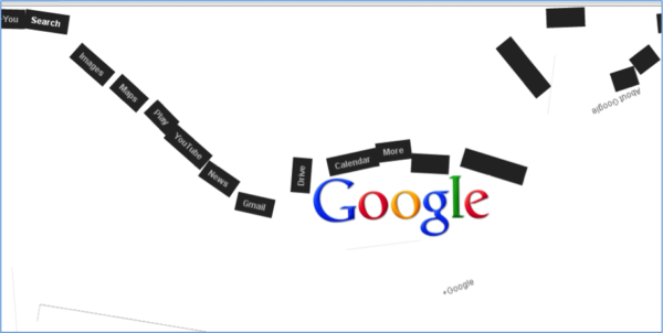What are some mind-blowing facts about Google?