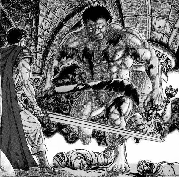Why Is The Manga Berserk So Popular When The Topic Seems