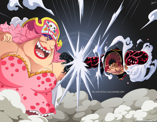 Who would win in a fight, Monkey D  Luffy or Monkey D
