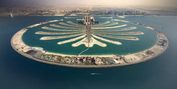 Jumeirah Palm Island Aka Palm Island Dubai Is A Standout Amongst The Most  Ambitious Real Estate Developments In The Earth.