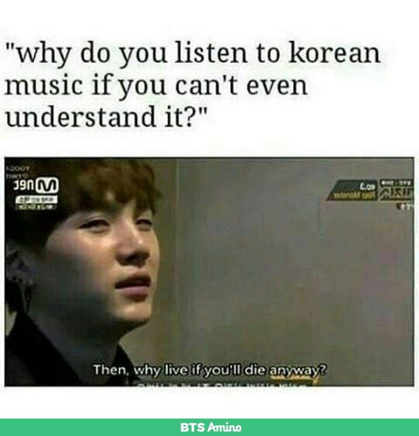 Why Do You Like Bts Quora