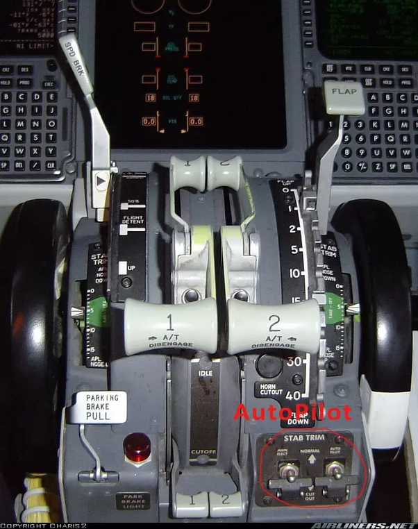 What are the spinning wheels in an airliner's cockpit? - Quora