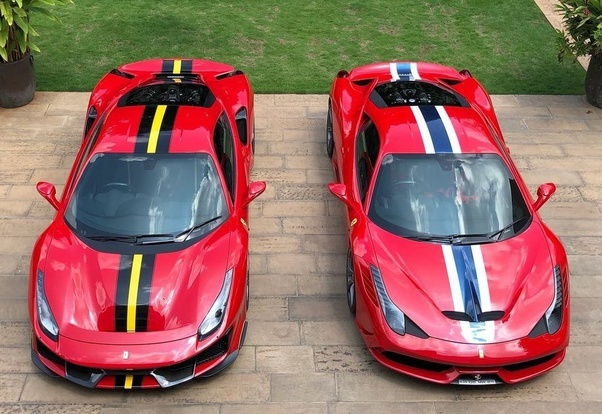 How Many Ferraris Are There In Bangalore Quora