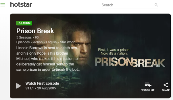 How To Download Prison Break Season 23 So That I Can Watch