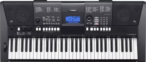 What is the difference between keyboard and piano quora for Yamaha 3 octave keyboard