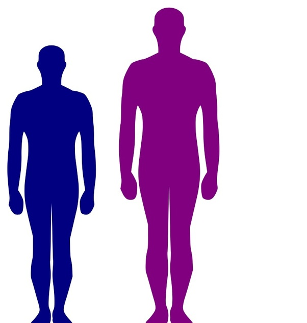 What is the height difference between a 5'1' woman and 5'9' man? - Quora