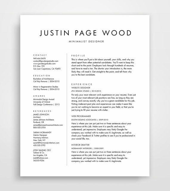 something like this will do nicely - Ui Designer Resume