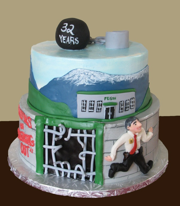 What Are Some Ideas On What To Write On A Retirement Cake