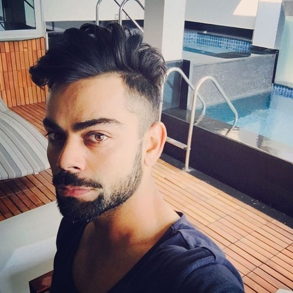 What Is The Name Of Virat Kohlis Hairstyle Quora