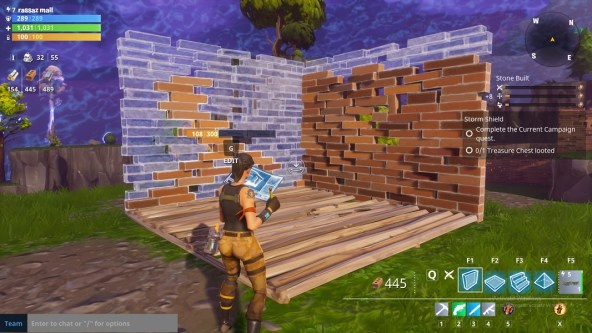 if everyone is building everyone is using more materials and leaving behind less after being eliminated fewer available materials means less of an - is fortnite dying statistics