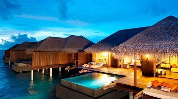 Honeymoon Destination I Think It Should Be A Calm Place Like Bali Maldiveauritius Best Time To Visit
