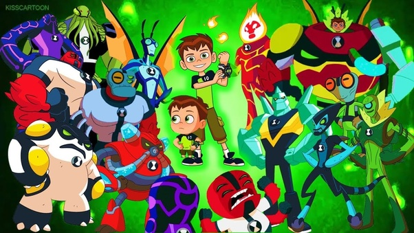 What Do Marvel And Dc Fans Think Of Ben 10 Quora