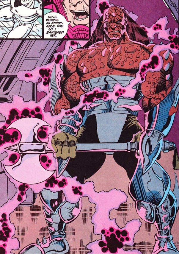 If all of Galactus' Heralds fought, who would emerge the