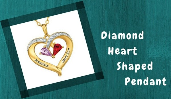 What are the best gifts for your girlfriend quora a heart shaped jewelry is always close to a girlfriends heart is it is the true symbol of love gift your girlfriend on her birthday a diamond heart negle Gallery