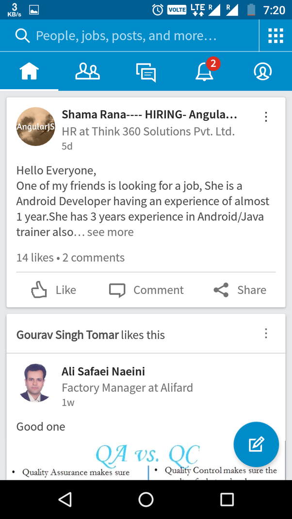 How to find a job on LinkedIn - Quora