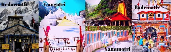 Chota Char dham, Why Uttarakhand is known as Land of God or Dev Bhoomi,