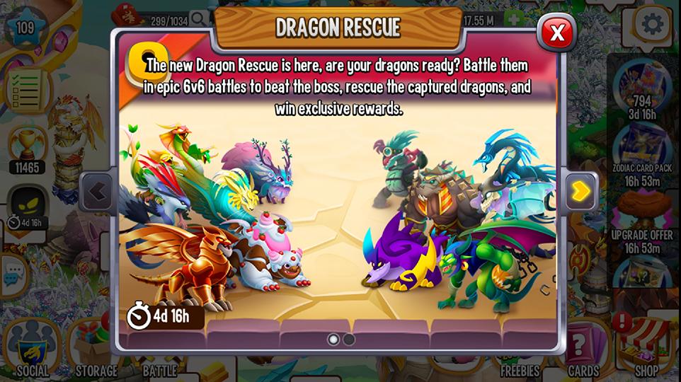 dragon city mod apk version 8.9.1