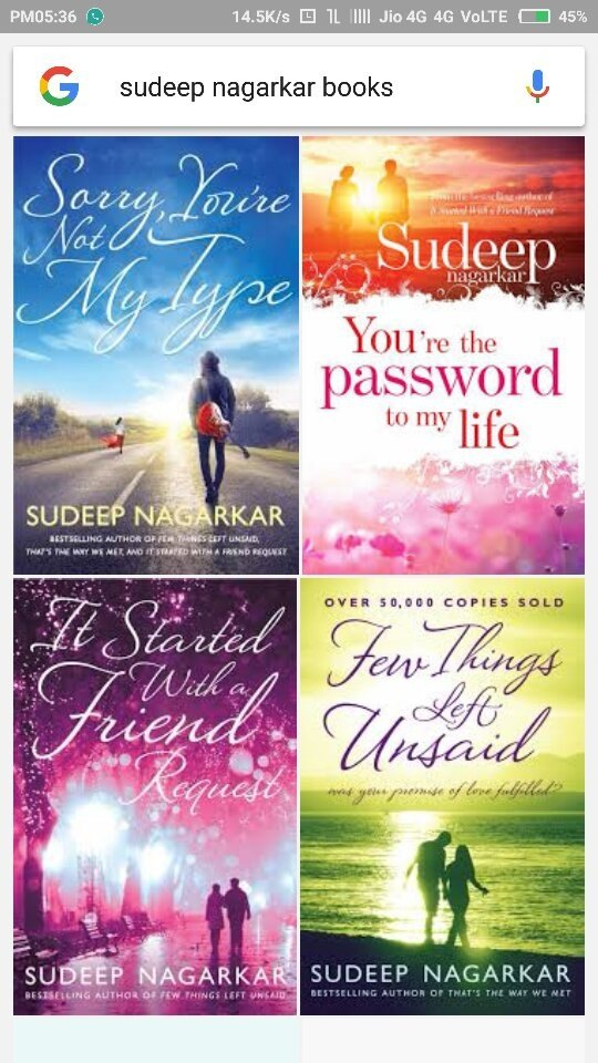 Sudeep Nagarkar All Books Pdf