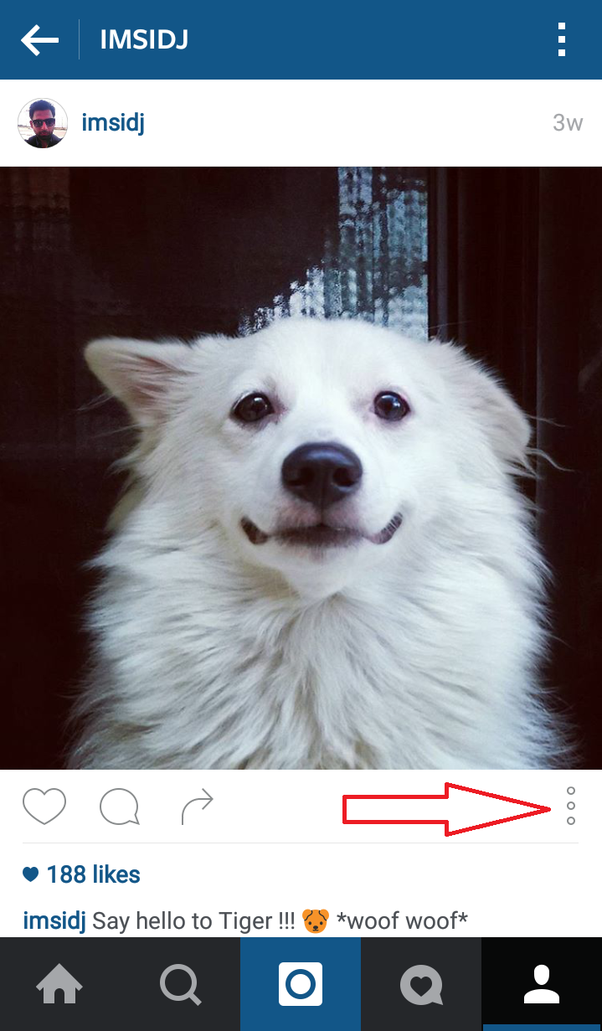 Instagram can i add locations to my photo map of photos taken and open up the photo you want to add location to open the menu the three dots ccuart Images