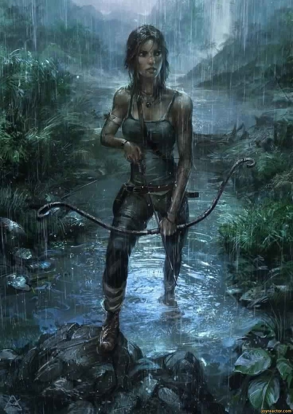 Why Does Lara S Character In The New Tomb Raider Games Feels
