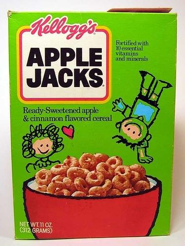 Apple Jacks Cinnamon Guy