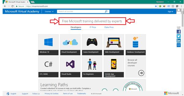What is Microsoft Virtual Academy? - Quora