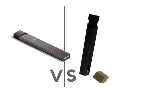 What is better, JUUL or PHIX? - Quora