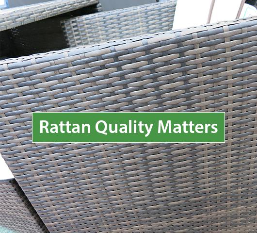 Is Rattan Garden Furniture Really Year Round Weatherproof