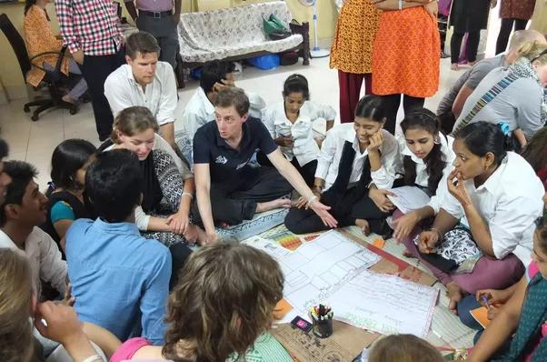 ngo-volunteers-in-India