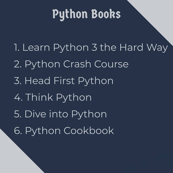 What's the best book to learn Python for beginners? - Quora
