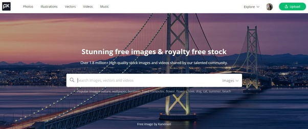 Which Are The Best Sites To Free Download High Resolution Images Quora