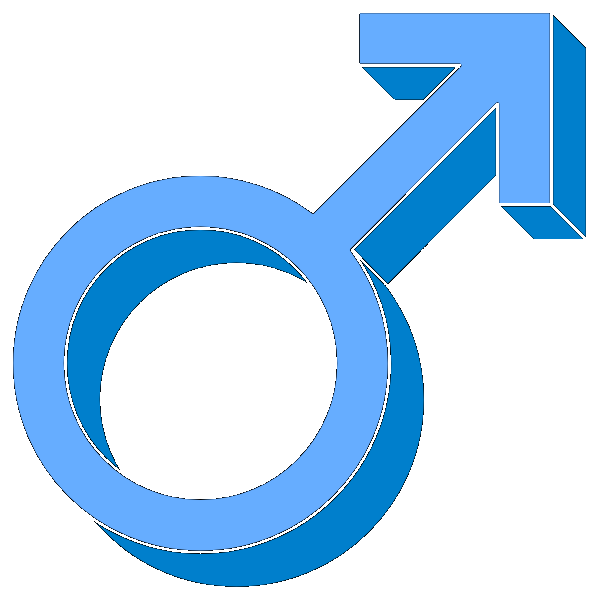 Is There A Difference In The Gender Symbol Between A Transgender