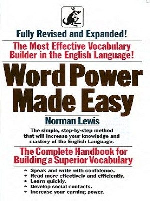 Books which help to increase vocabulary