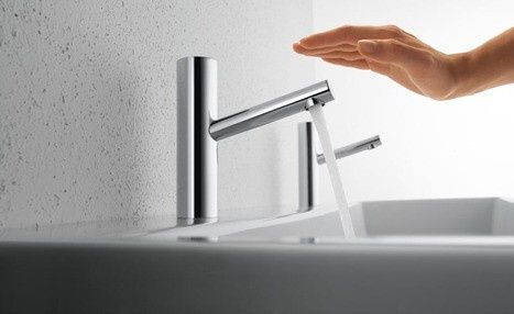 Hand Washing Dilemma If You Turn The Tap On To Wash Germs