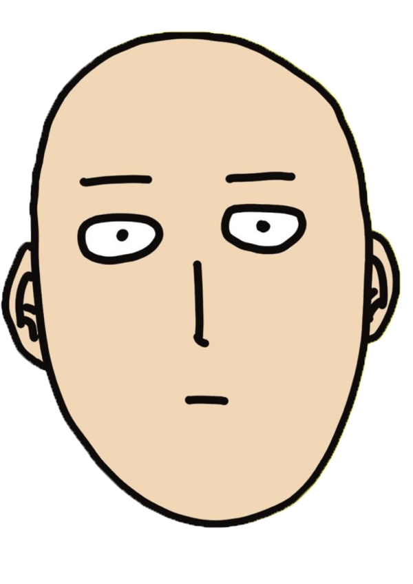 Face Saitama Images - What do you love about Saitama from One Punch Man? - Quora