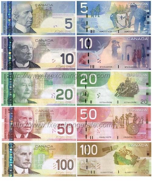 Prefer Canadian Or American Currency
