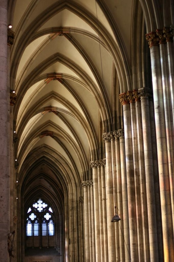 Could the Romans have built medieval cathedrals? - Quora