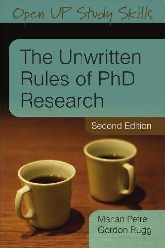Best dissertation books