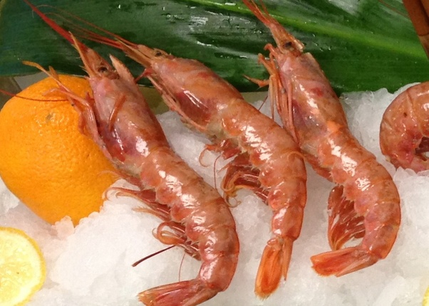 How To Know If The Argentina Red Shrimp Is Frozen On Board Quora