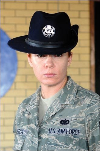 Are Female Drill Instructors Generally Stricter Than Their