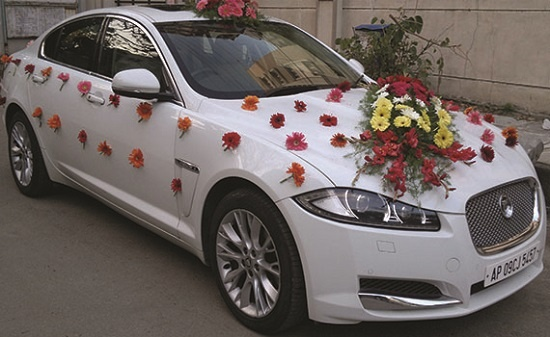 Which Is The Best Luxury Car Rental Company For Weddings With A