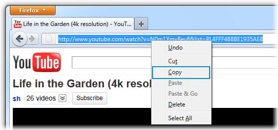 How to download youtube playlist in a single click on my windows 7 download and install the 4k video downloader application its available for mac os x windows and linux 2 copy the video link from the browser ccuart Choice Image